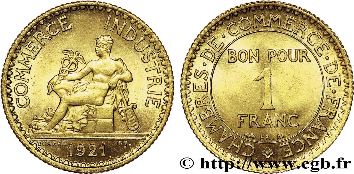 Pi ce de monnaie 1 franc chambres de commerce for Chambre de commerce de france bon pour 2 francs 1923