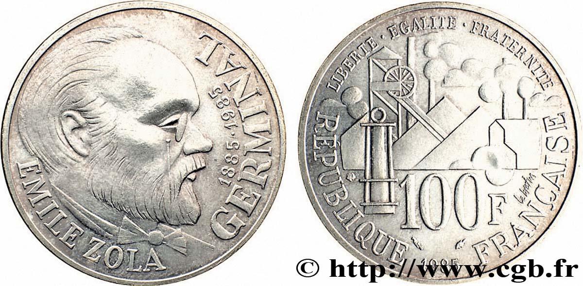 piece de monnaie emile zola